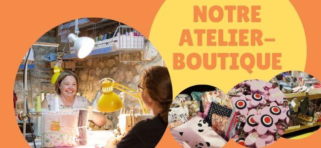 atelier boutique Miss & Cie France