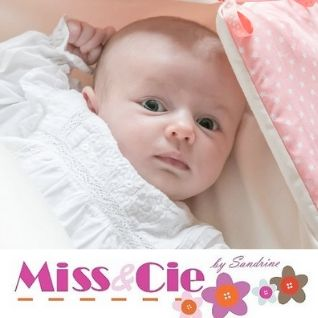 Linge Bébé Miss & Cie